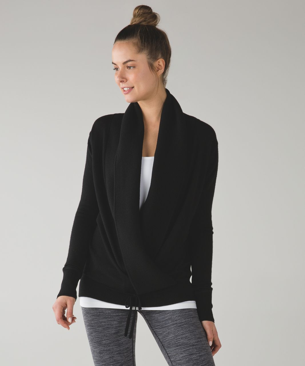 Lululemon Done Your Asana Pullover - Black