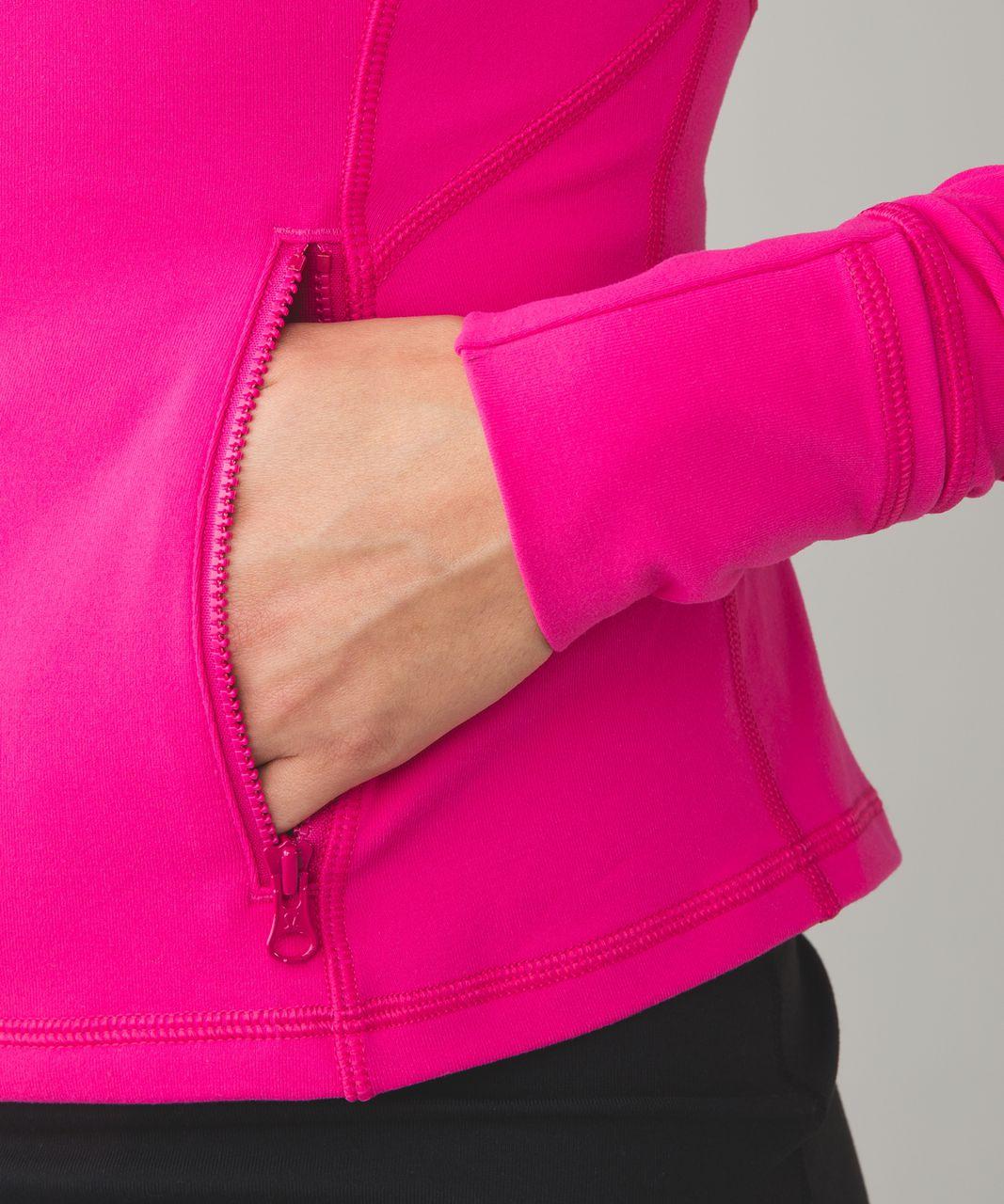 Lululemon Hustle In Your Bustle Jacket - Jewelled Magenta