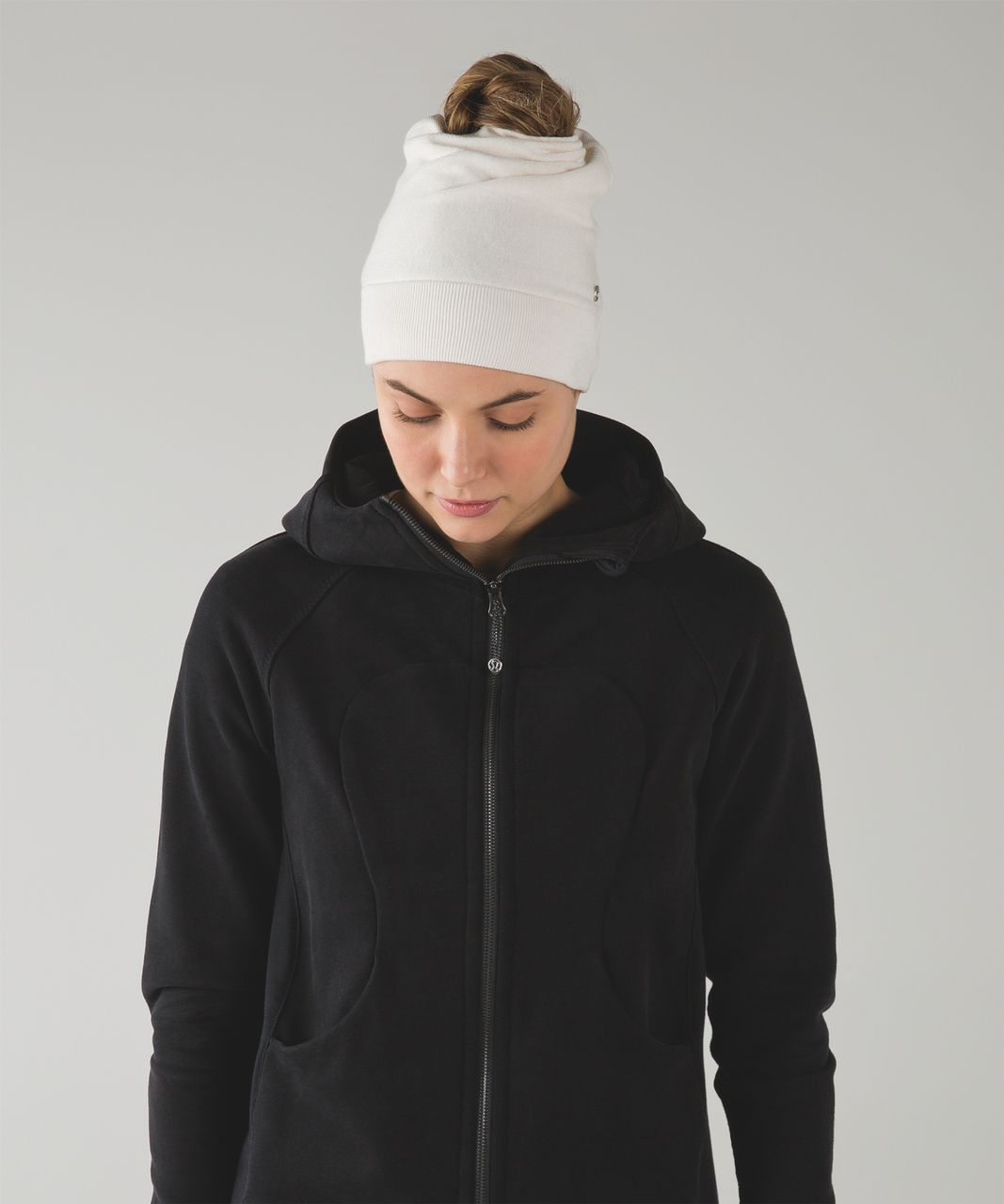 Lululemon Sheer Bliss Toque - Heathered White