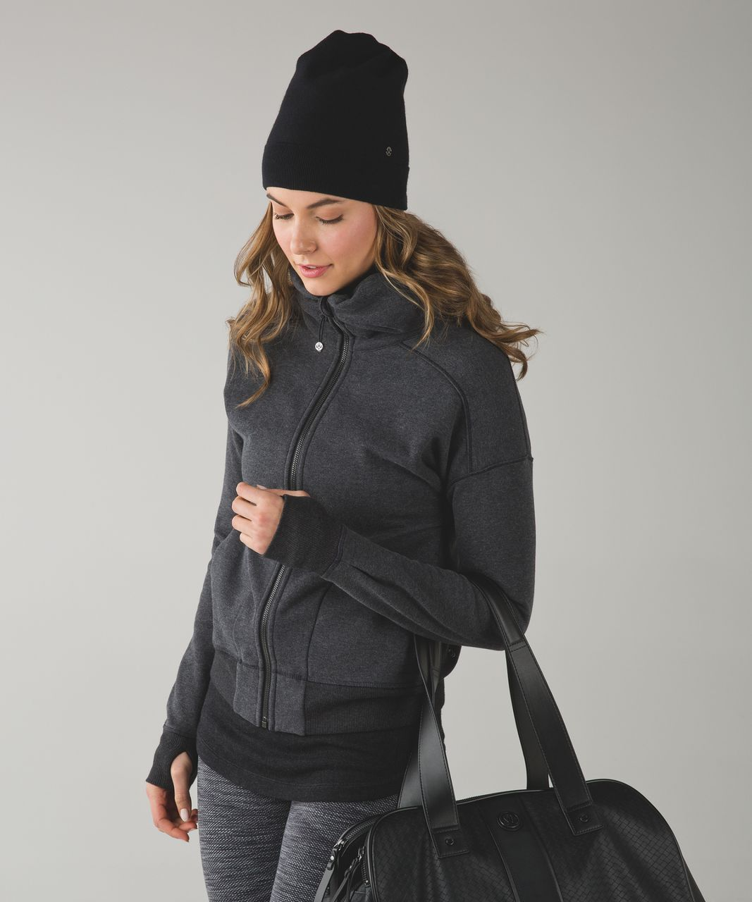 Lululemon Sheer Bliss Toque - Black
