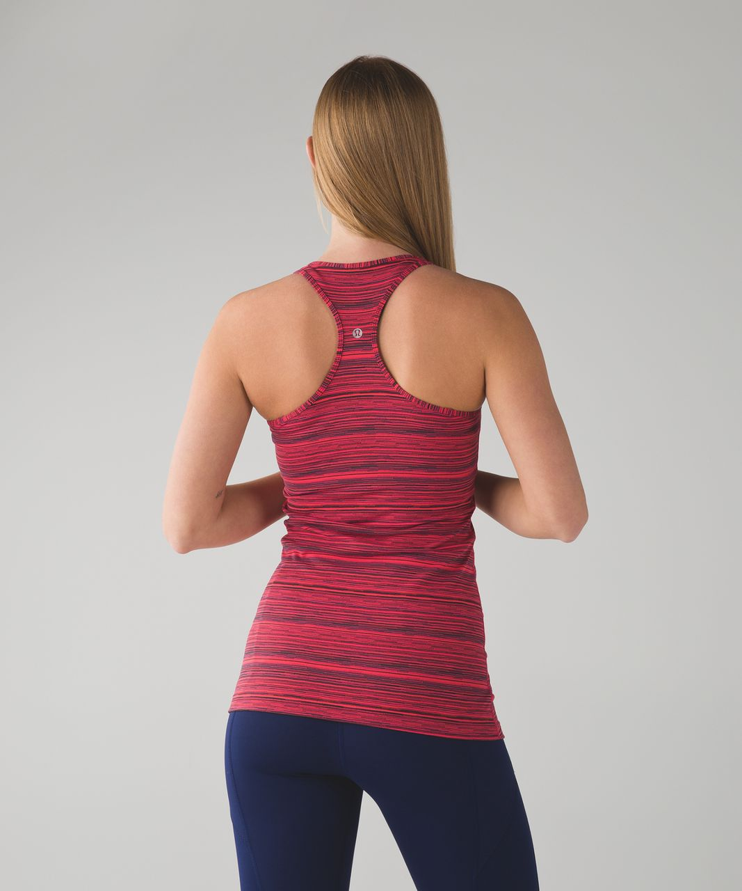 Lululemon Cool Racerback - Cyber Boom Juice Alarming