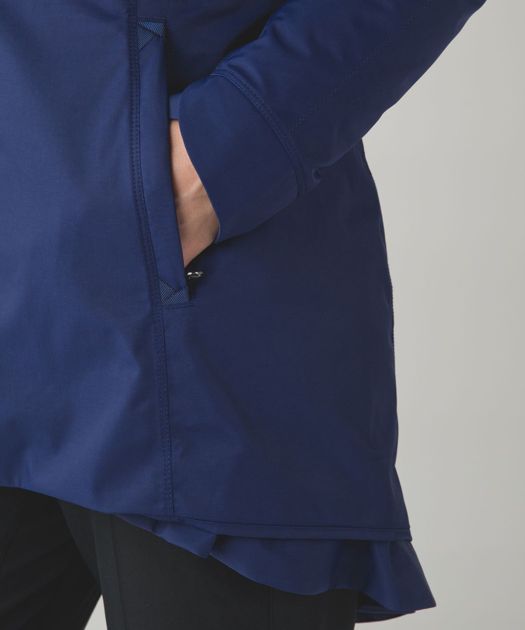 Lululemon Four The Helluvit Jacket - Hero Blue