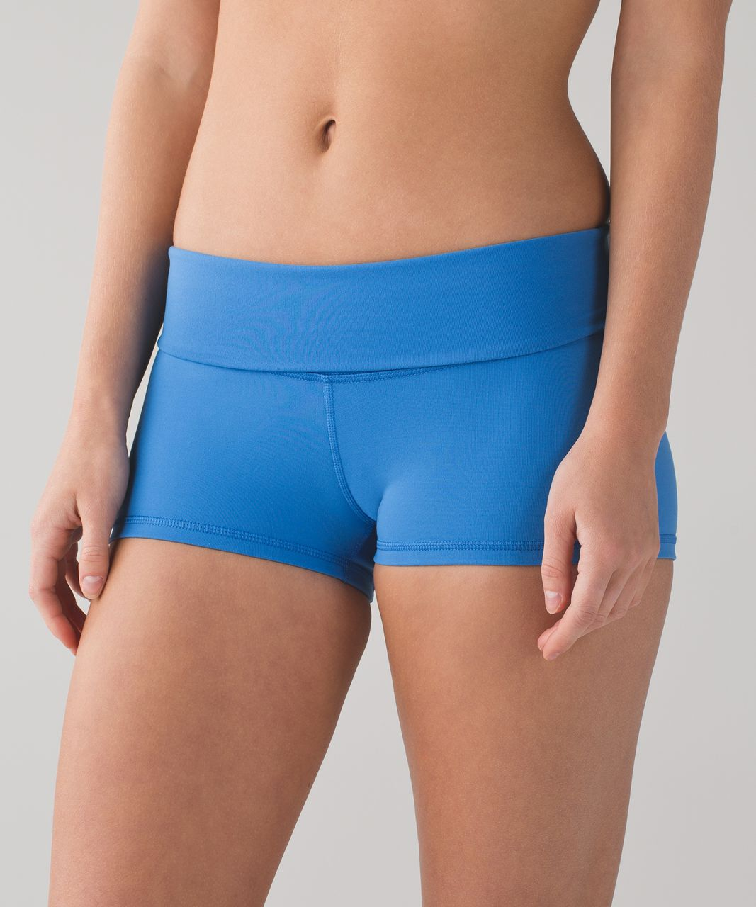 Lululemon Boogie Short (Roll Down) *Full-On Luon - Porcelaine