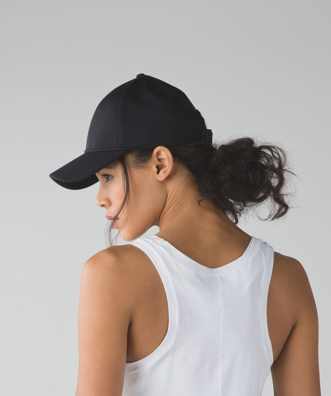 Lululemon Baller Hat - Black / Miss Mosaic Black