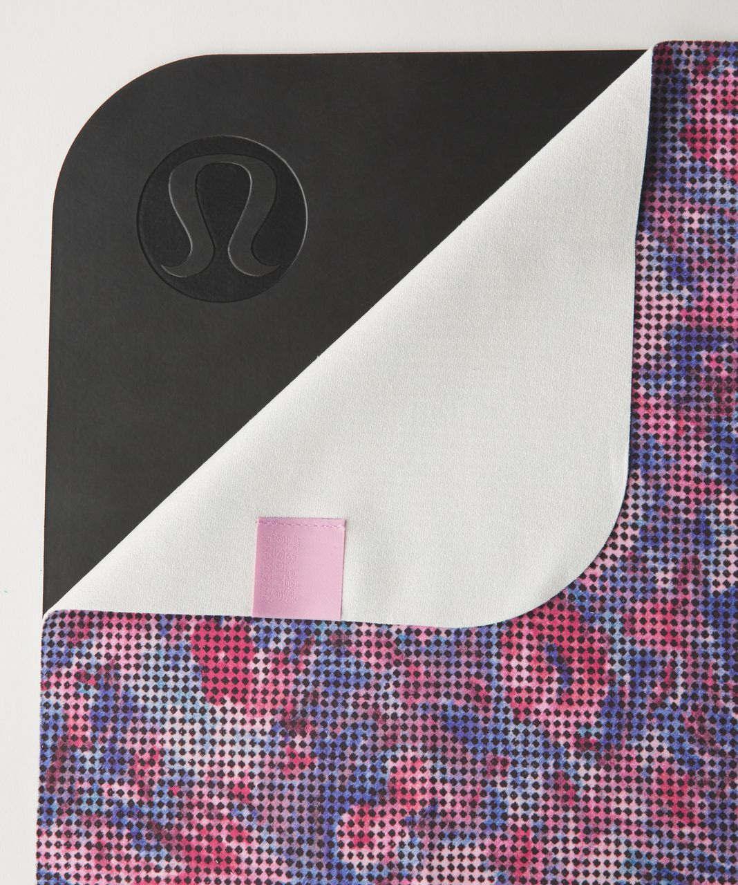 Lululemon The (Small) Towel - Checker Blooms Multi