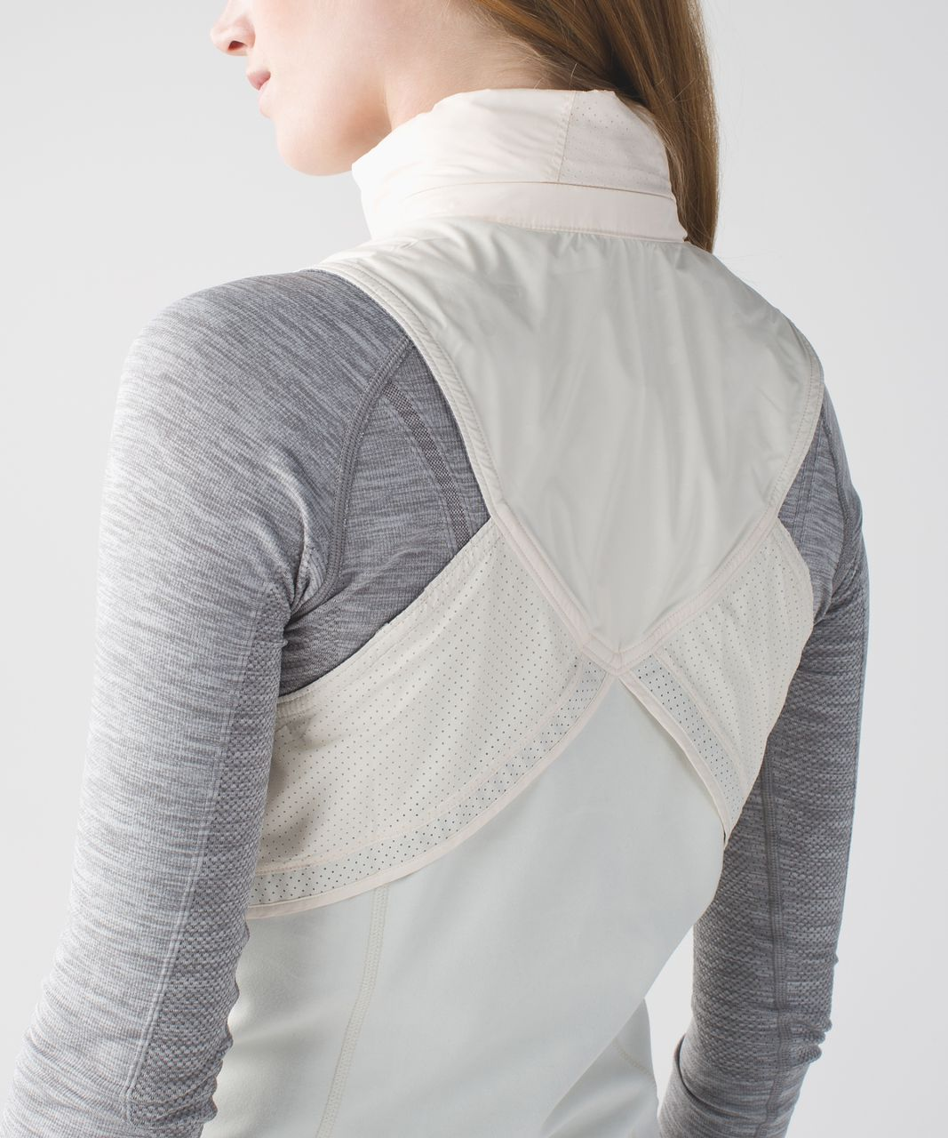Lululemon Kanto Catch Me Vest - Angel Wing / Ghost Dot Embossed Angel Wing