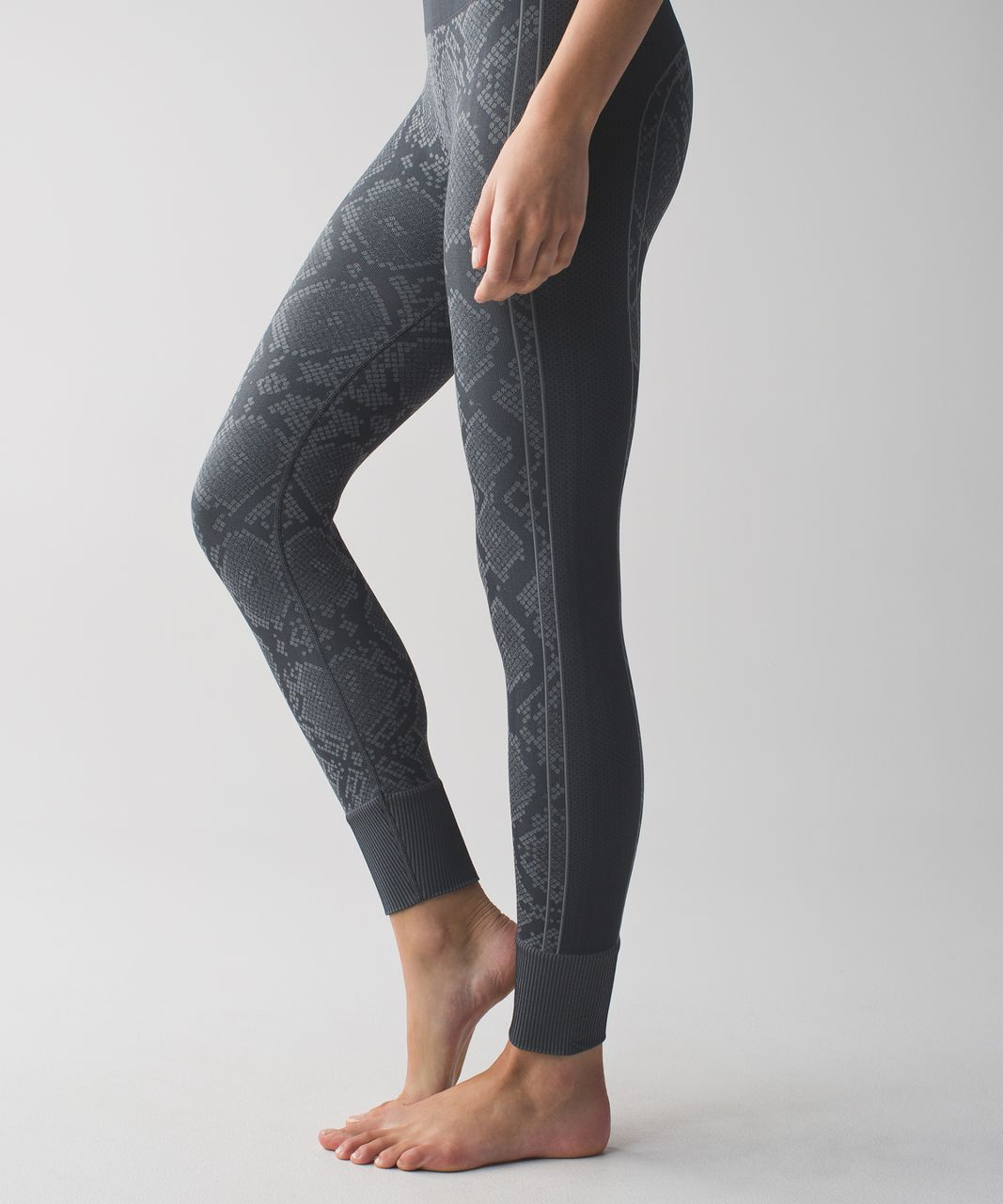 Lululemon Ebb To Street Pant - Heathered Dark Slate