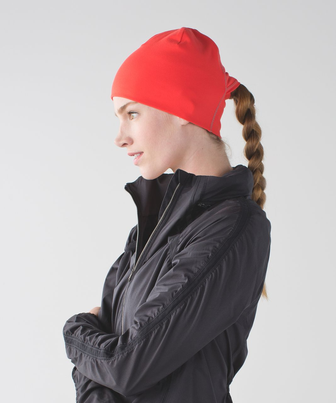 Lululemon Run And Done Toque - Alarming