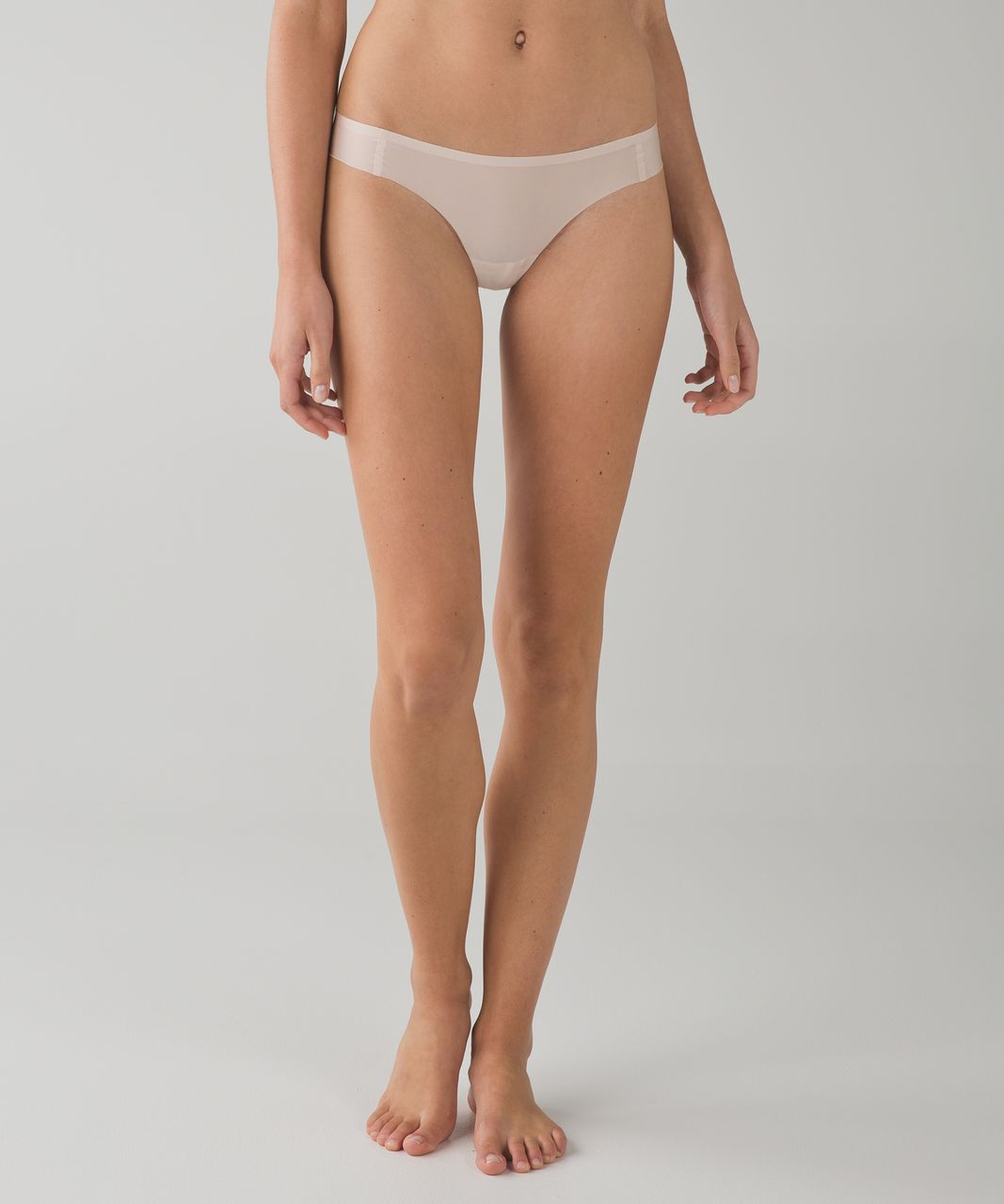 Lululemon Light As Air Thong - Nudie