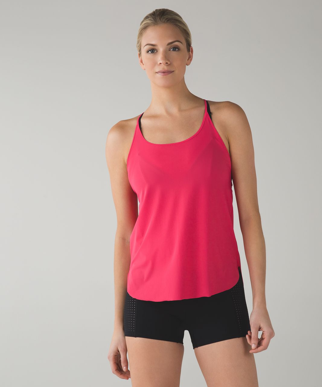 Lululemon Stride To Tide Tank - Boom Juice