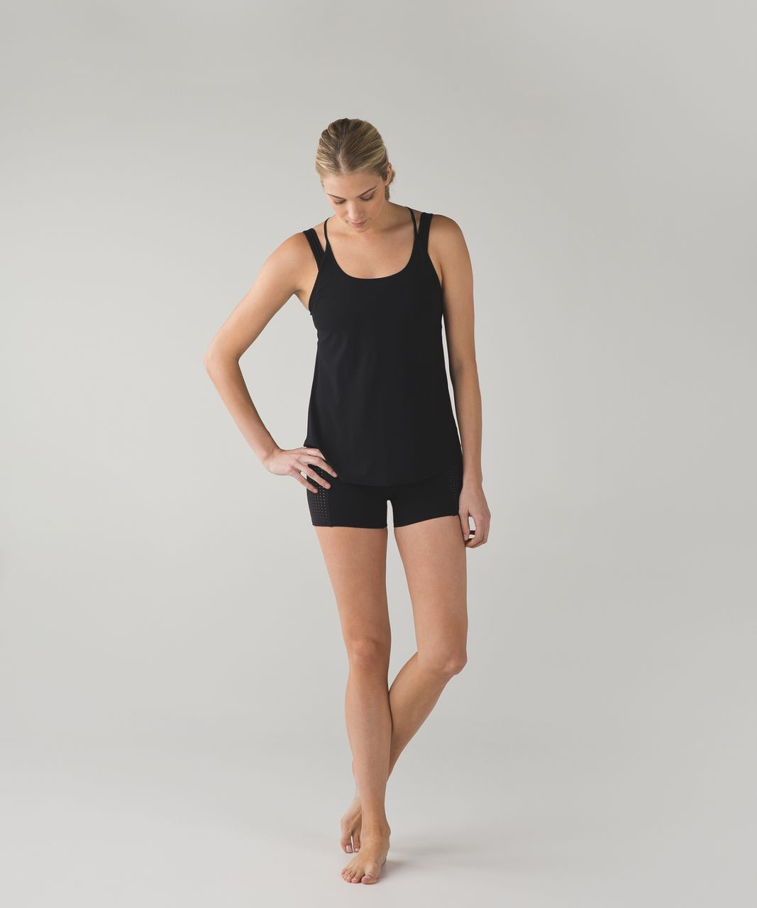 Lululemon Stride To Tide Tank - Black