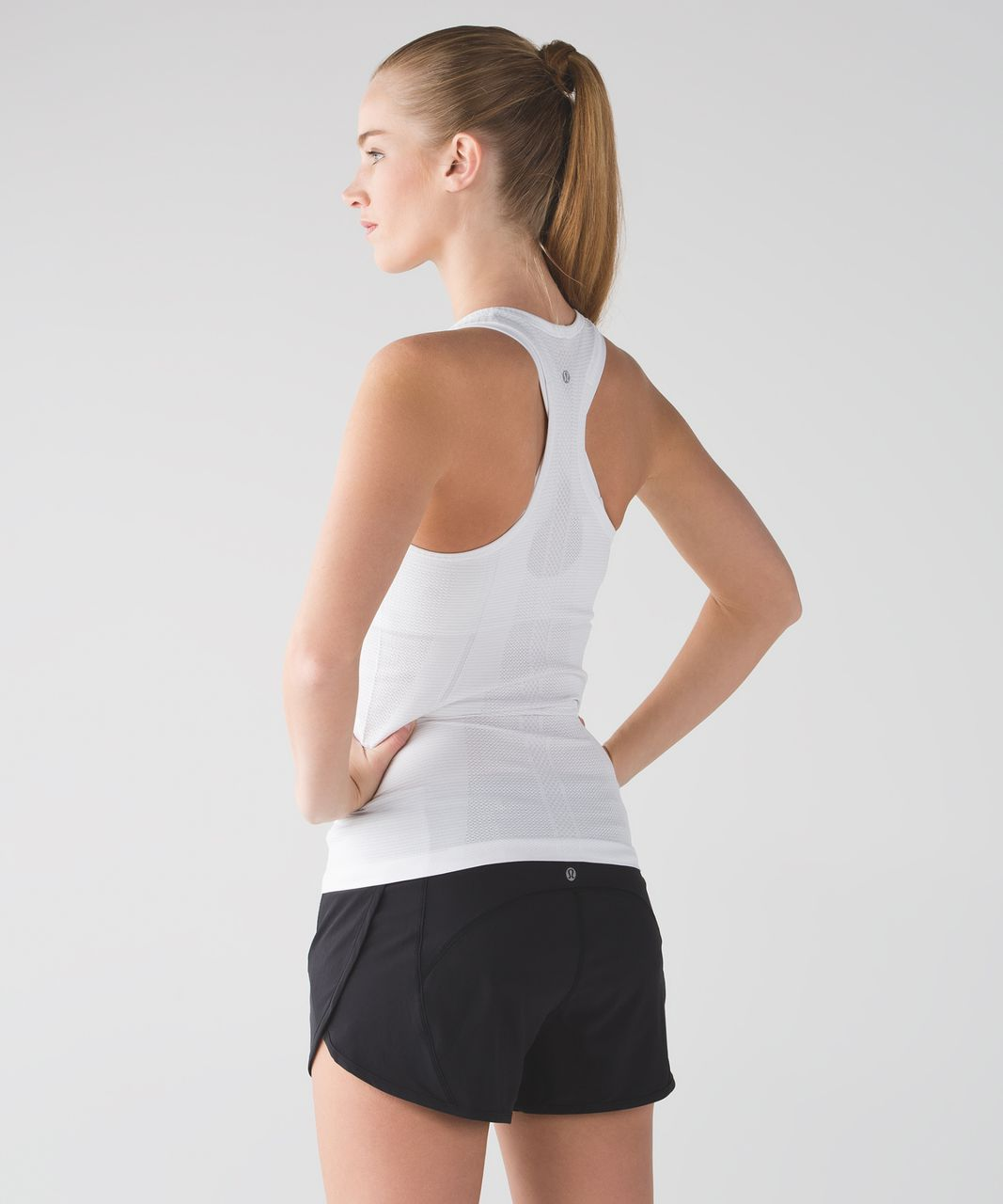 Lululemon Real Quick Short - Black