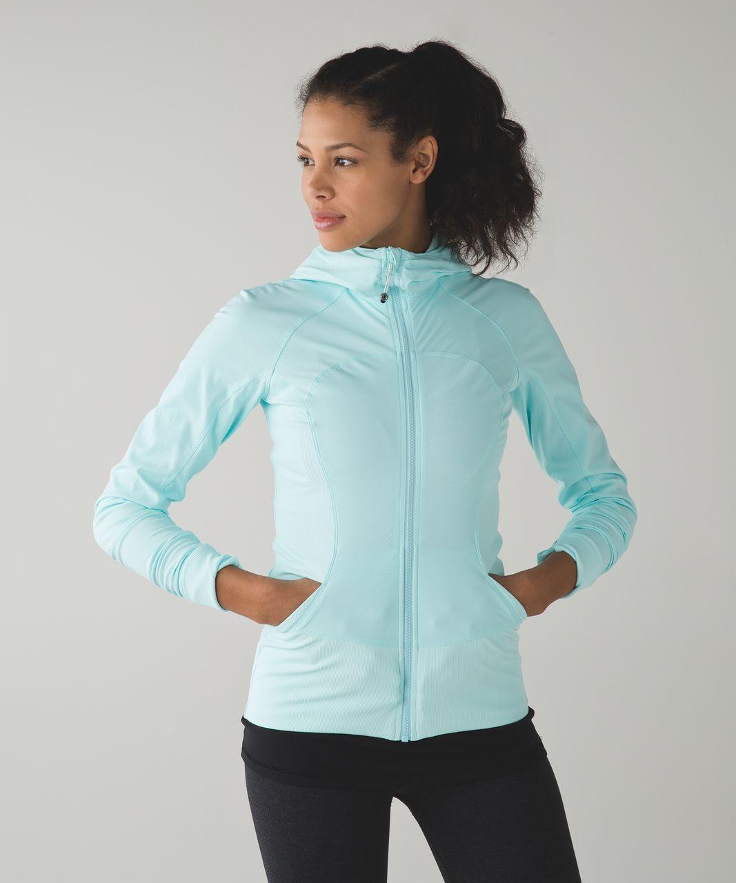 Lululemon In Flux Jacket - Aquamarine