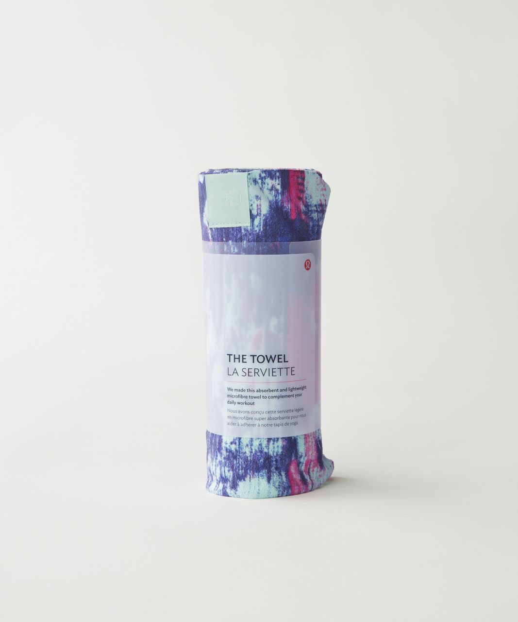 Lululemon The Towel - Glitch Blossom Sea Mist Multi
