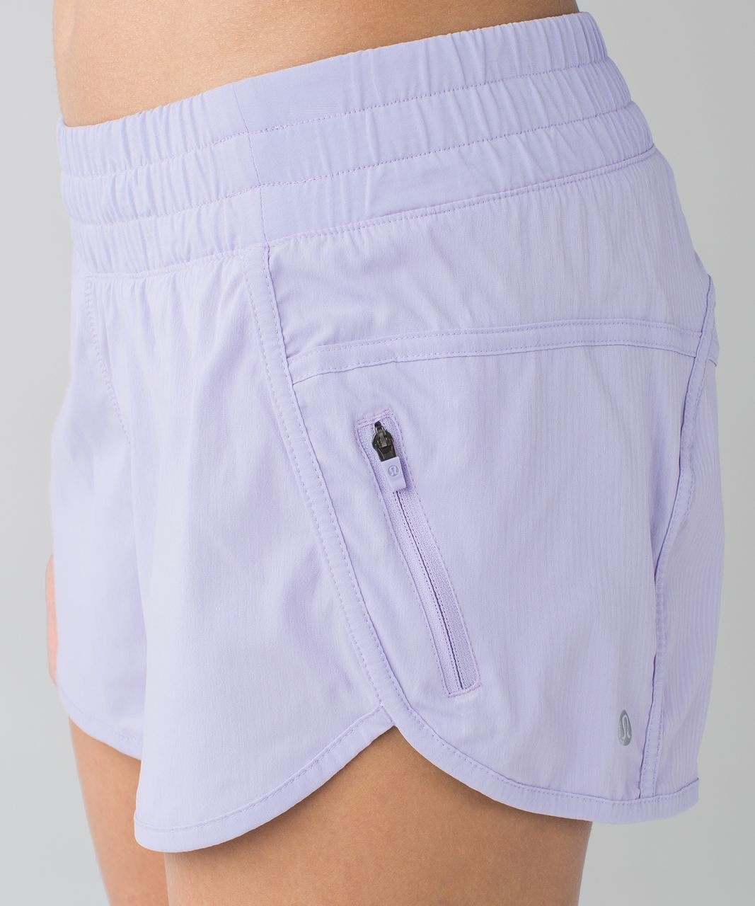 Lululemon Tracker Short III *4-way Stretch - Lilac