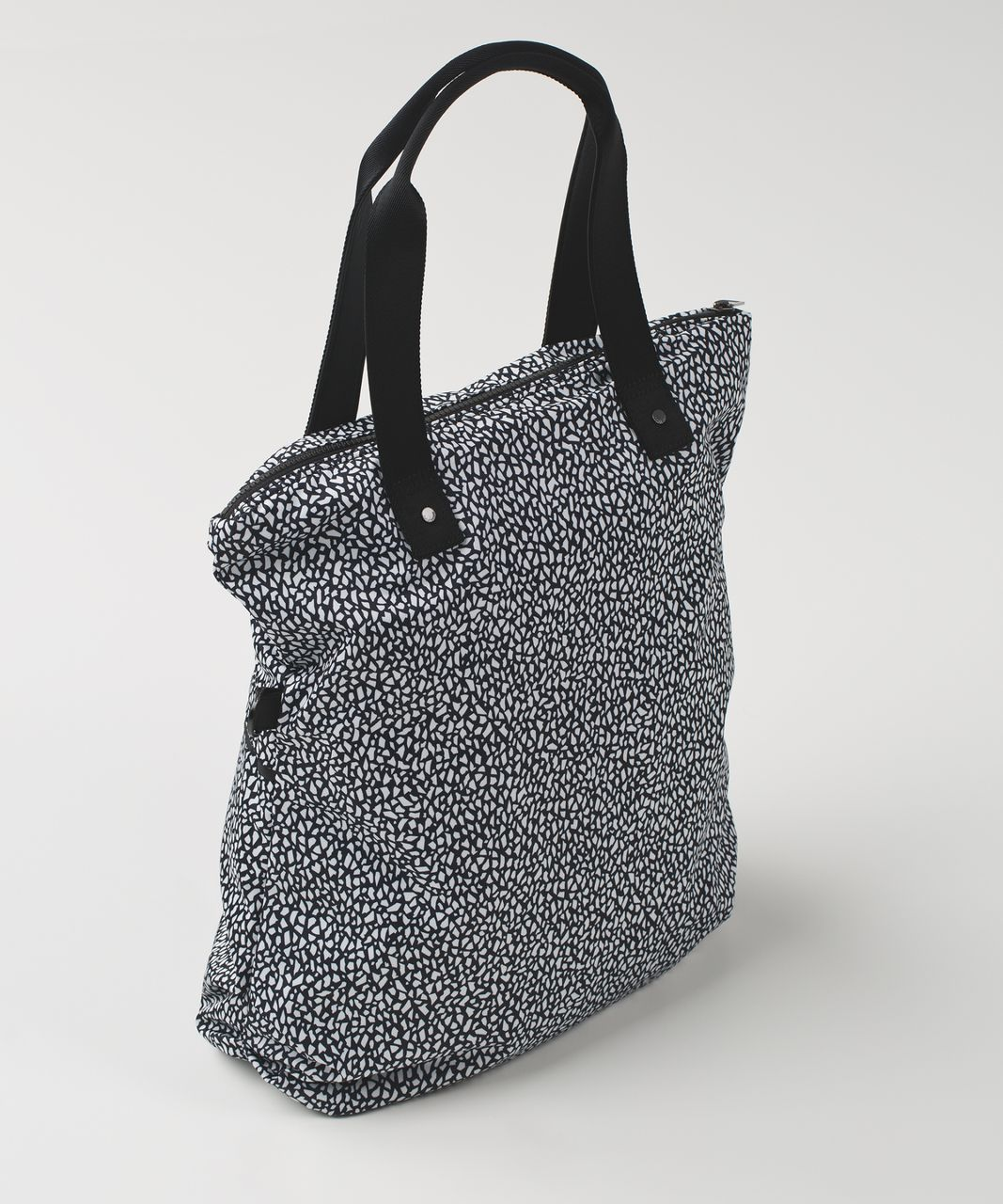 daf703fa98 Lululemon Twice As Nice Tote - Miss Mosaic Black - lulu fanatics