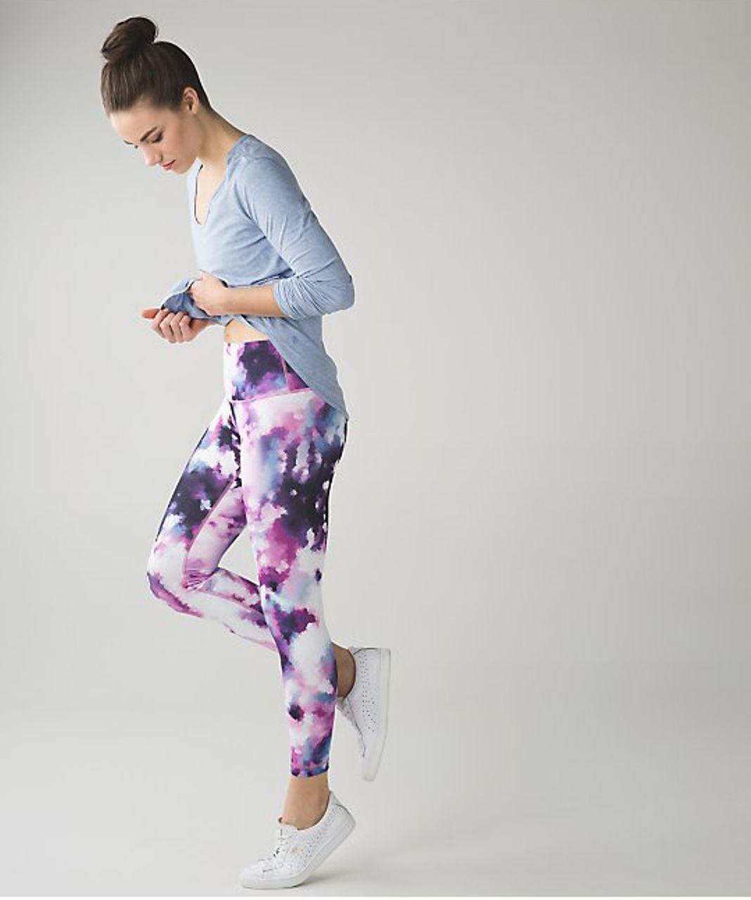 Lululemon High Times Pant - Blooming Pixie Multi