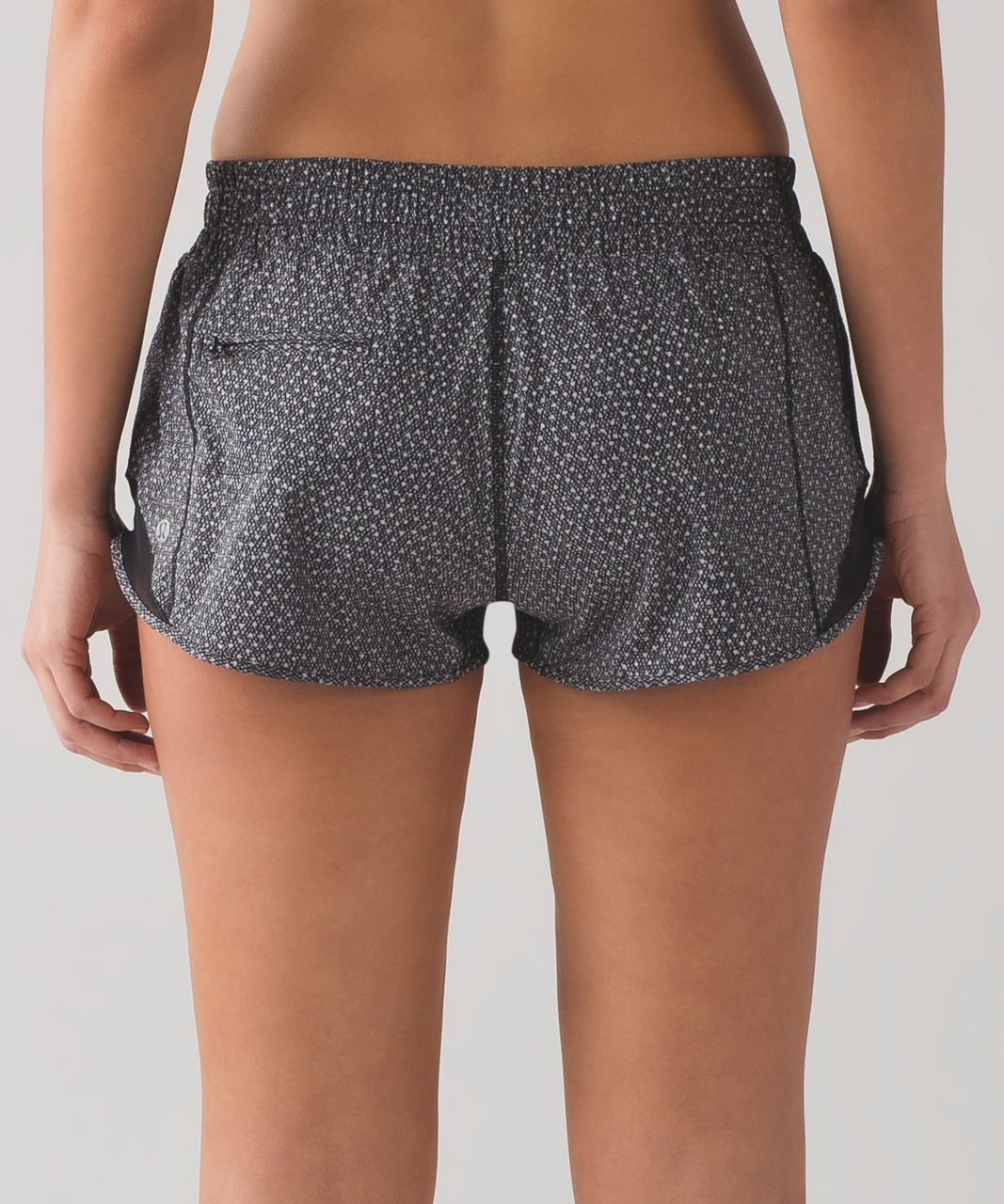 "Lululemon Hotty Hot Short (Reflective) (2 1/2"") - Frozen Fizz Reflective Silver"