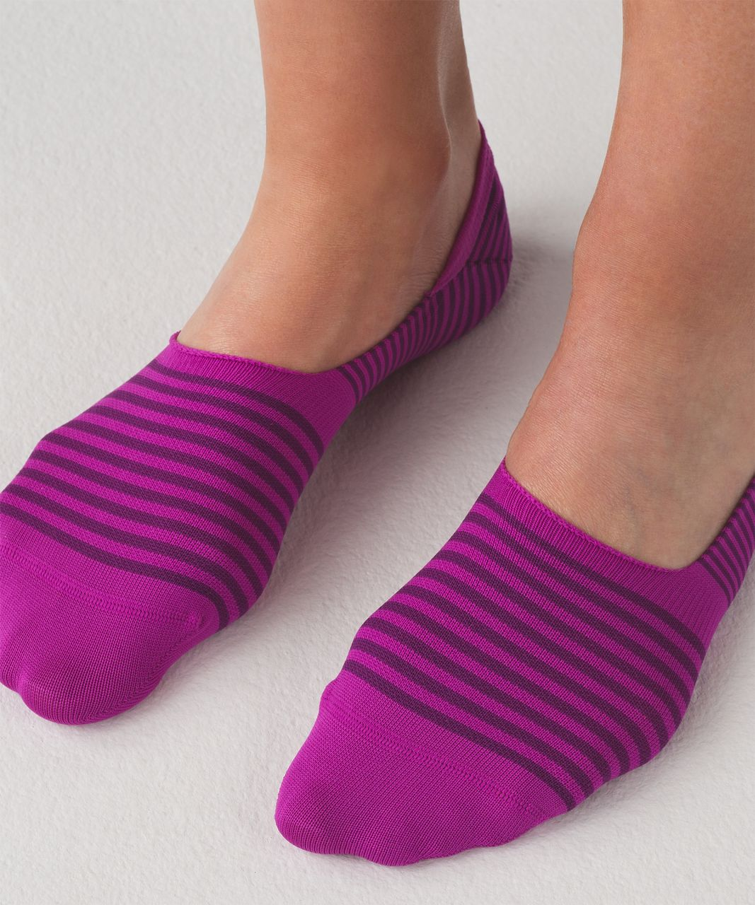 Lululemon Secret Sock - Polar Pink / Aurora / Pow Pink