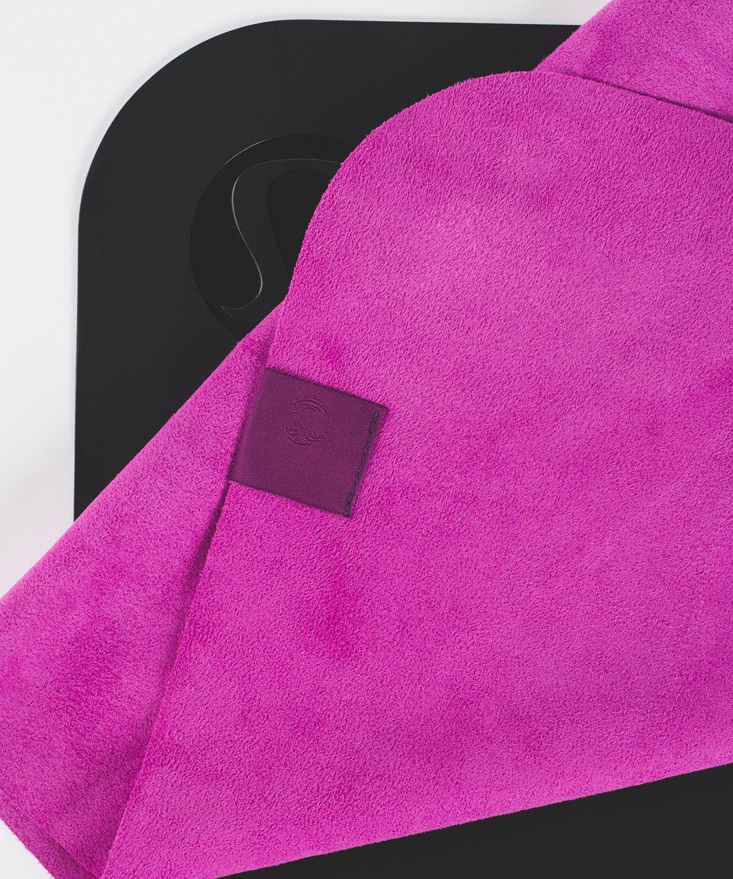 Lululemon The (Small) Towel - Polar Pink