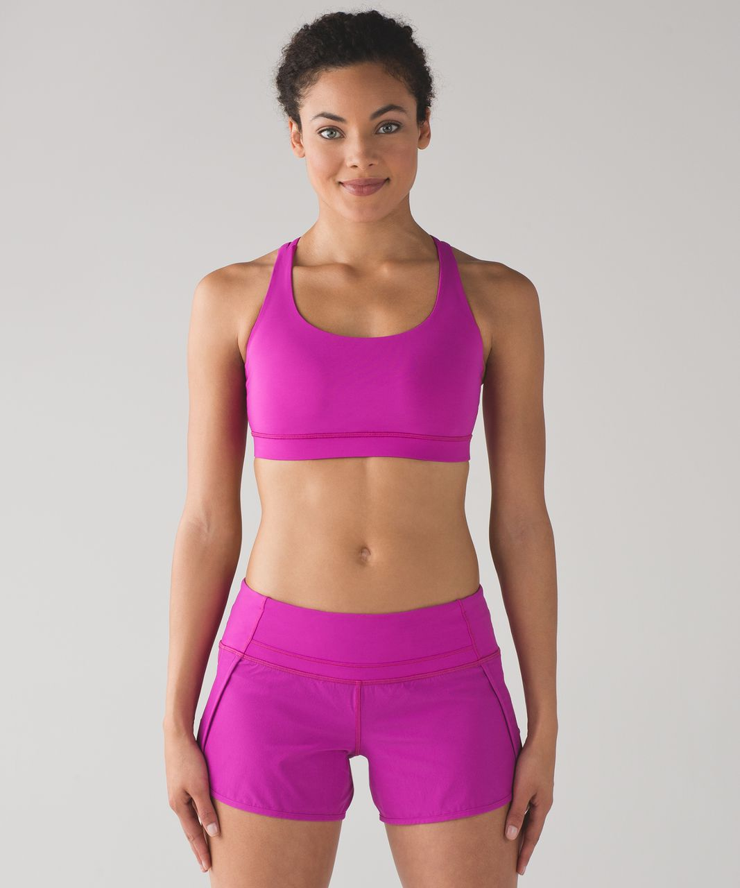 Lululemon Energy Bra - Polar Pink