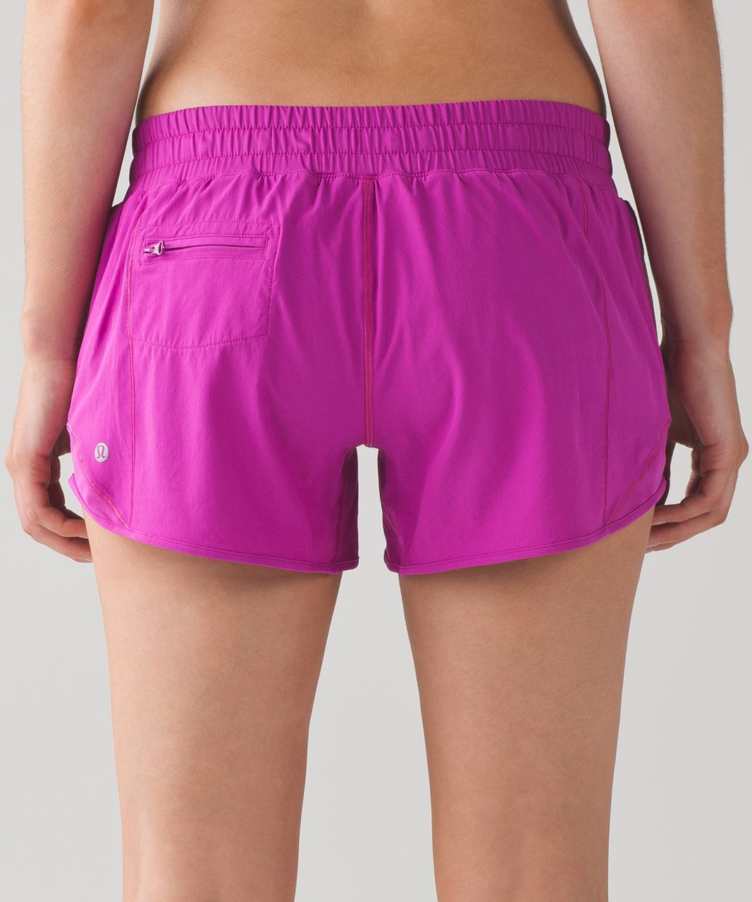 "Lululemon Hotty Hot Short (Long 4"") - Polar Pink"