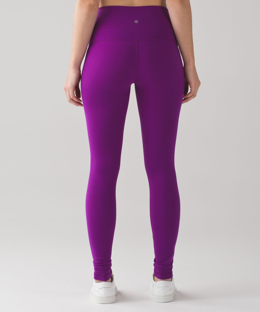 Lululemon Wunder Under Pant (Hi-Rise) (Full-On Luon) - Tender Violet