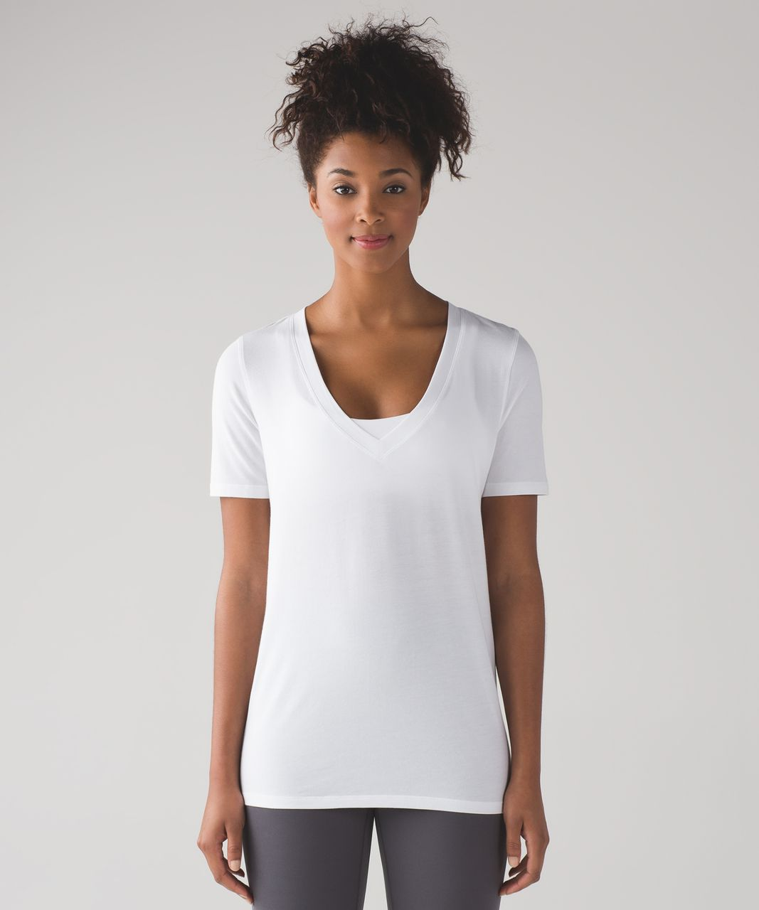 Lululemon Love Tee IV - White
