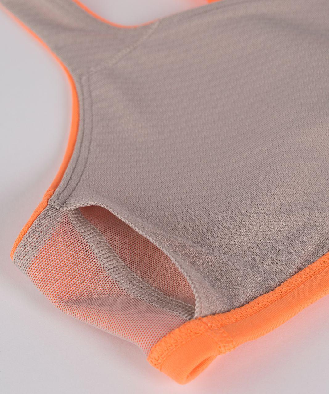 Lululemon Free To Be Bra - Filtered Orange