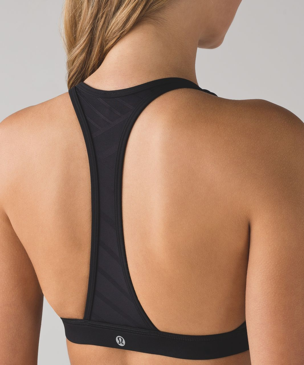 Lululemon Hot Like Agni Bra - Black