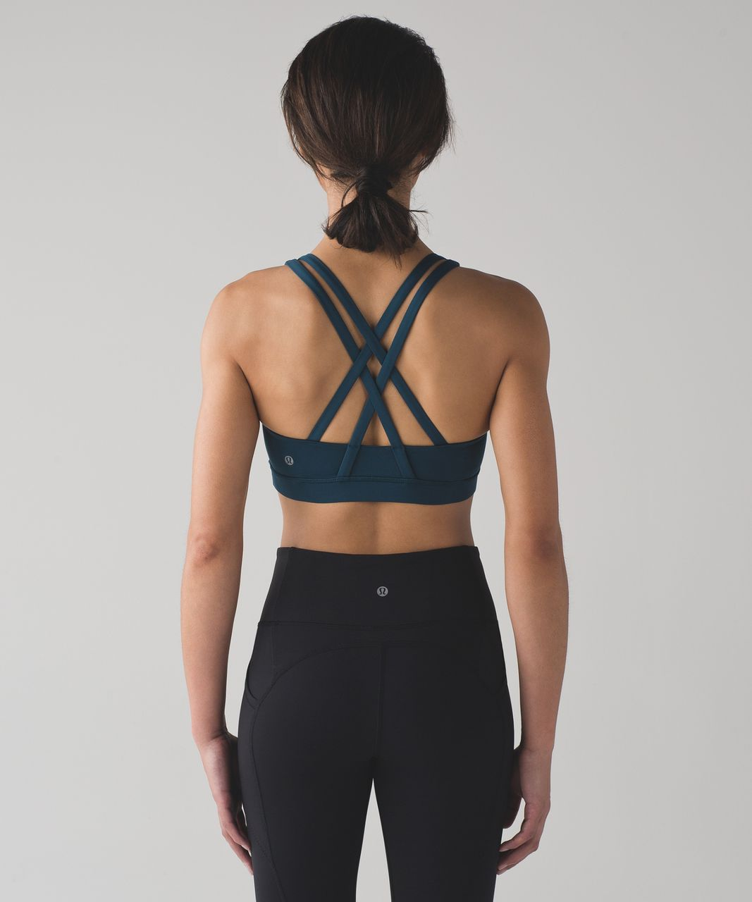 Lululemon Energy Bra - Alberta Lake