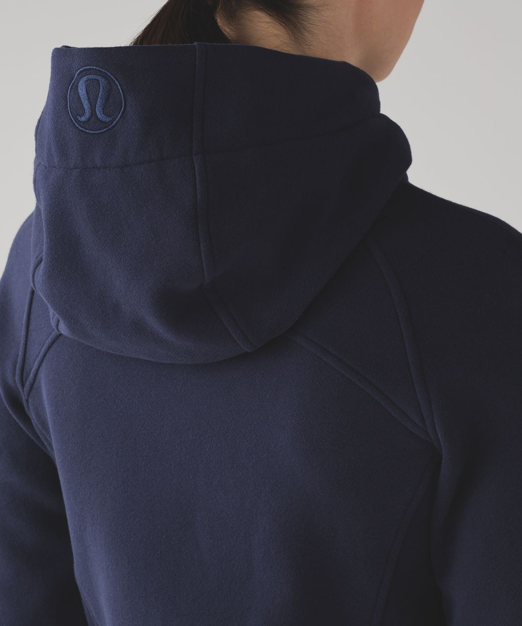 Lululemon Scuba Hoodie *Light Cotton Fleece - Midnight Navy (First Release)