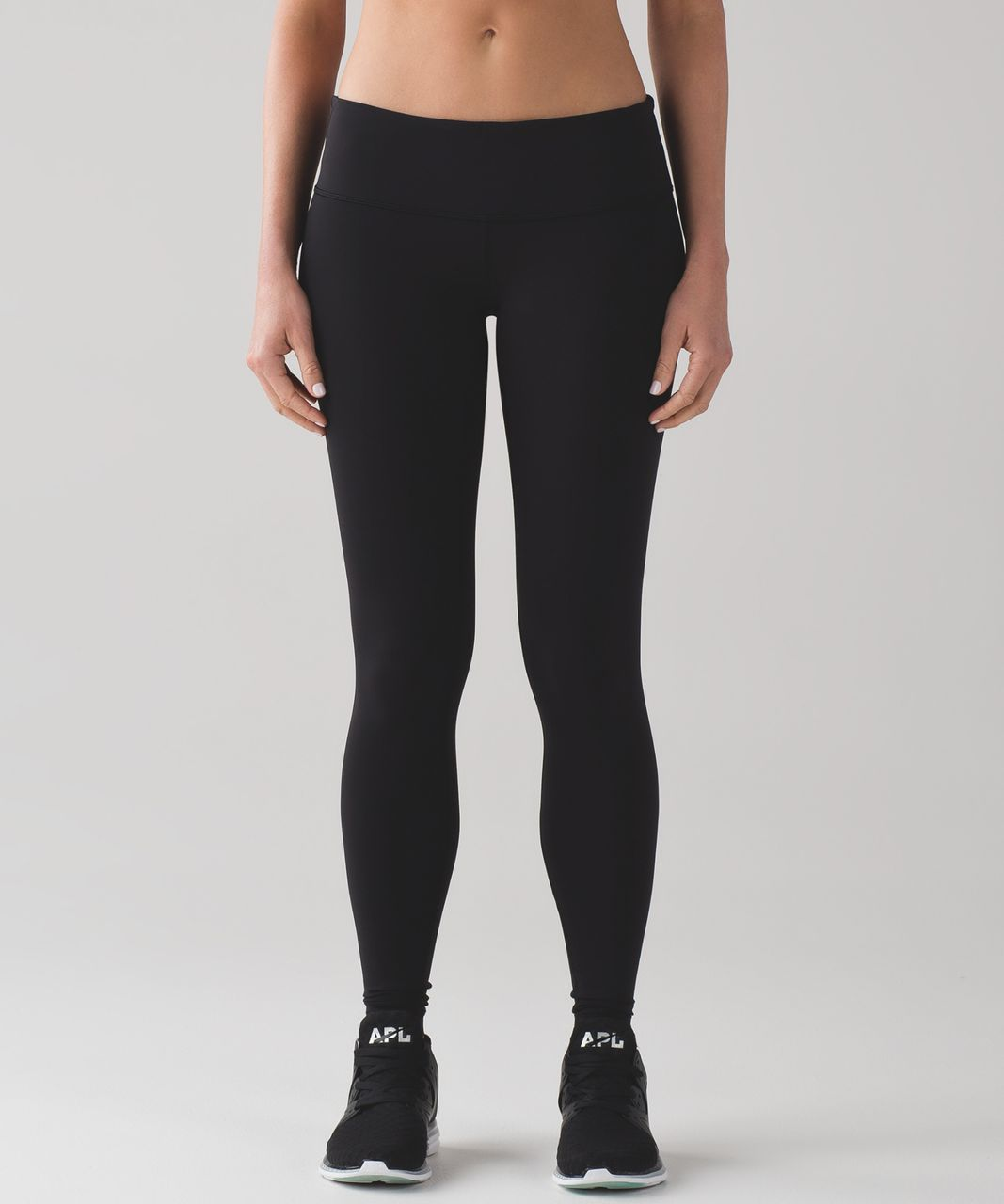 bf7aed7572 Lululemon Wunder Under Low-Rise Tight (Full-On Luxtreme) - Black - lulu  fanatics