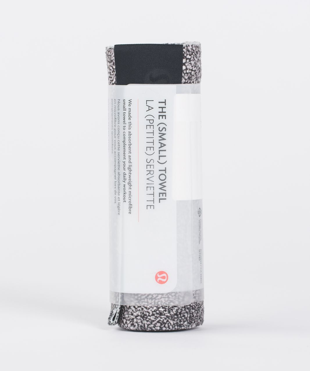 Lululemon The (Small) Towel - Sea Spray Alpine White Dark Chrome