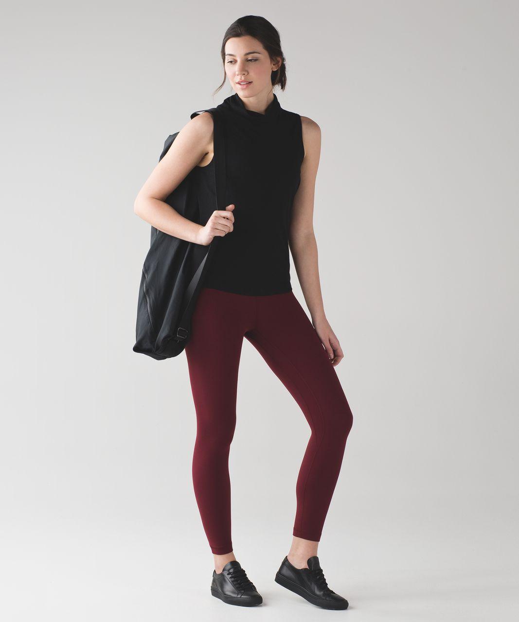 Lululemon Align Pant II - Deep Rouge