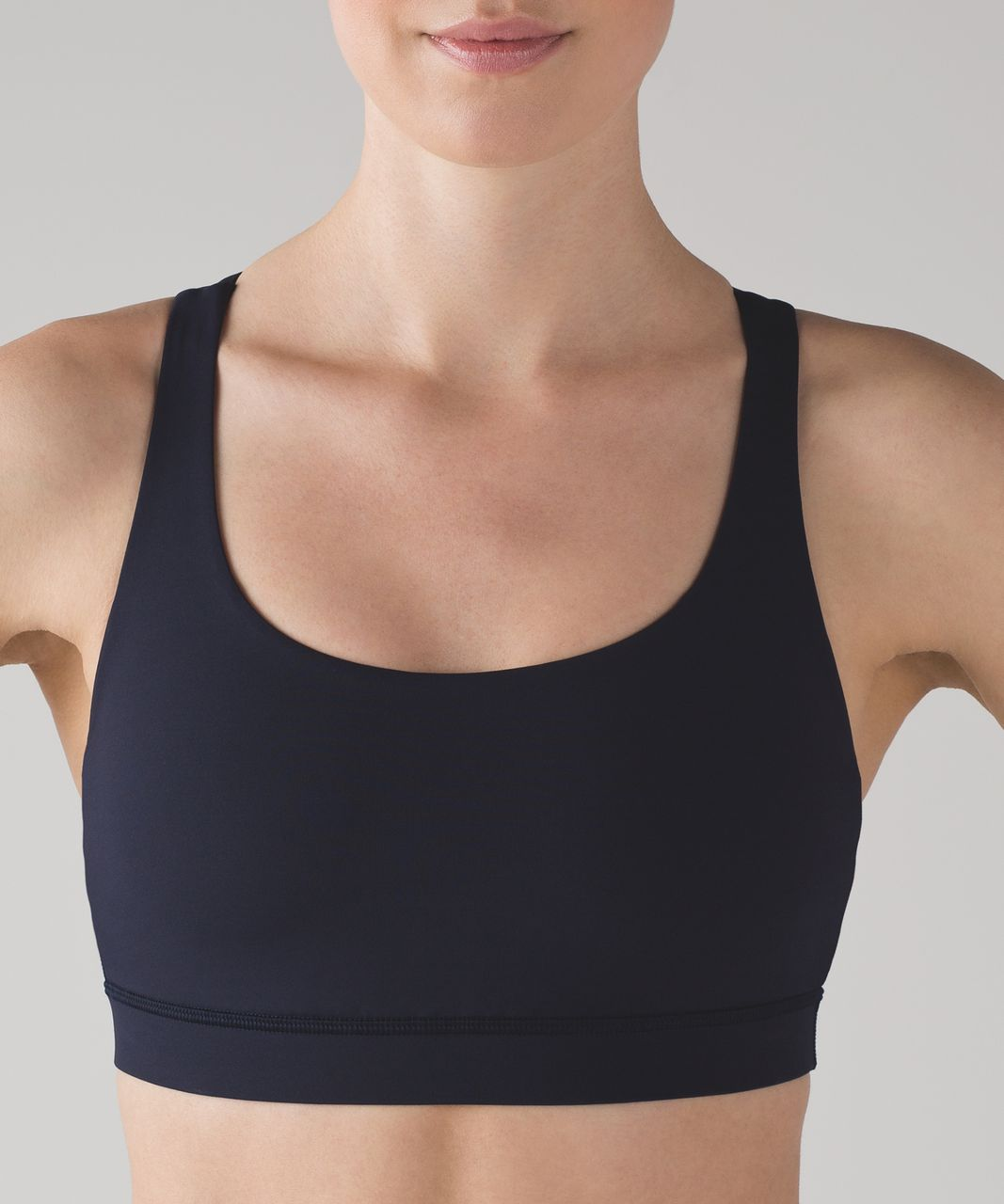 Lululemon Energy Bra - Midnight Navy