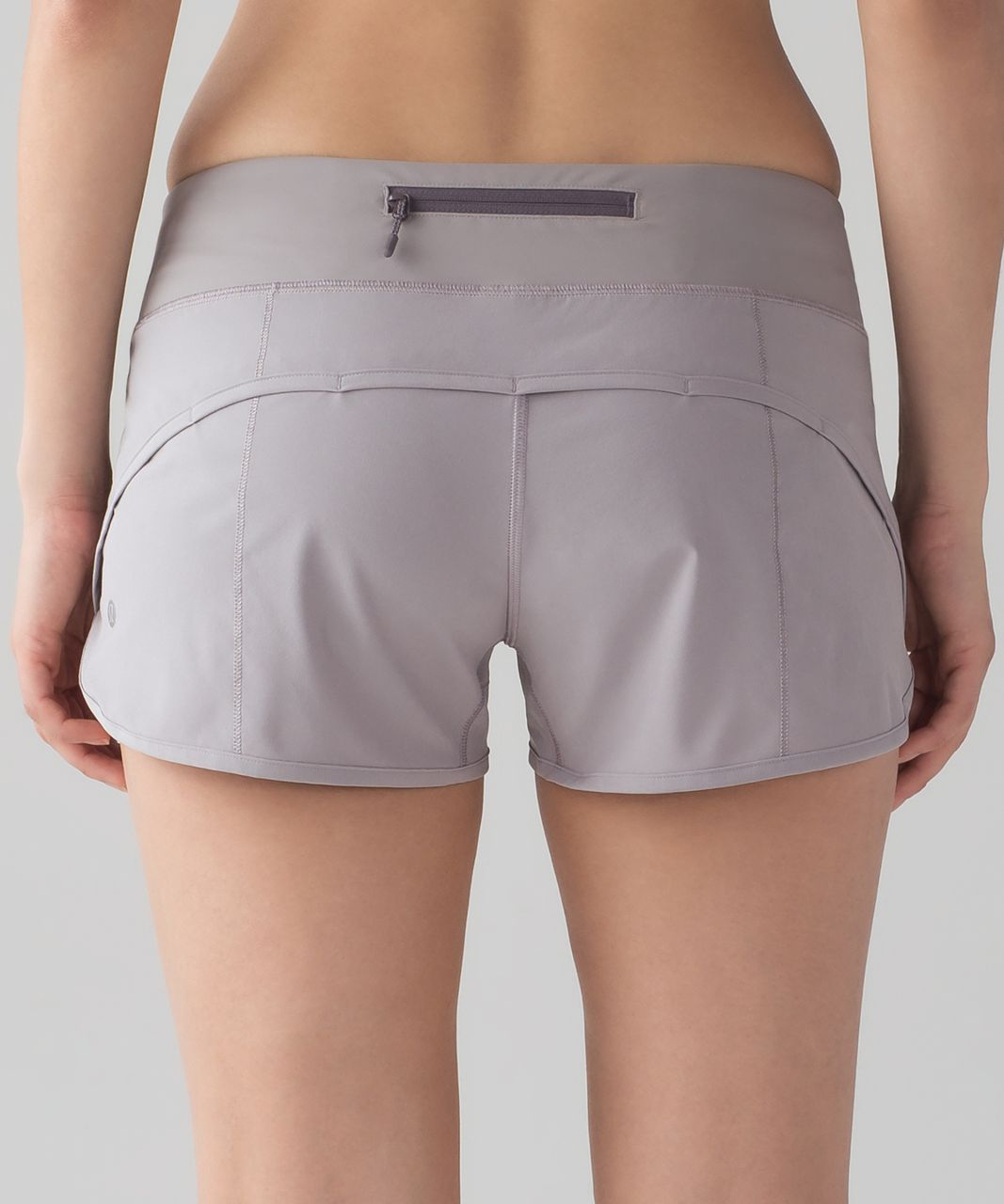 "Lululemon Speed Short *4-way Stretch 2.5"" - Dark Chrome"