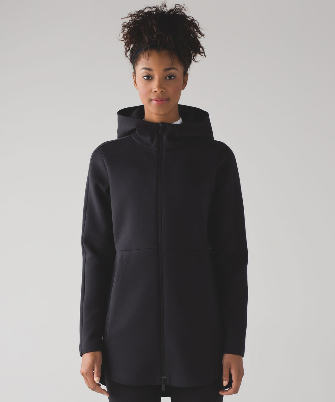 Lululemon Going Places Hooded Jacket Black Lulu Fanatics