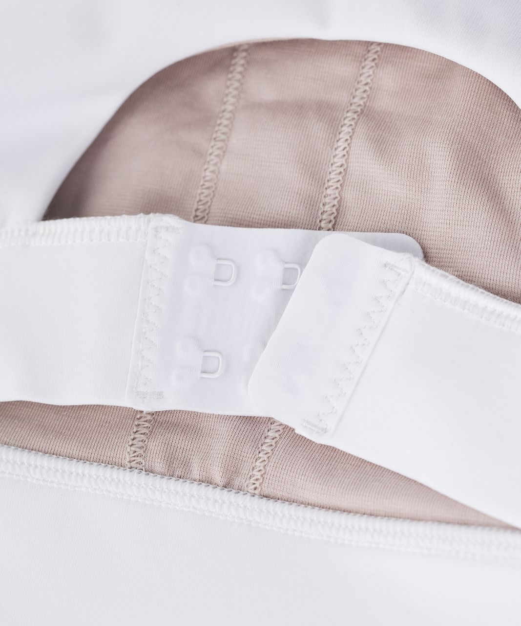 Lululemon Glide And Stride Bra - White
