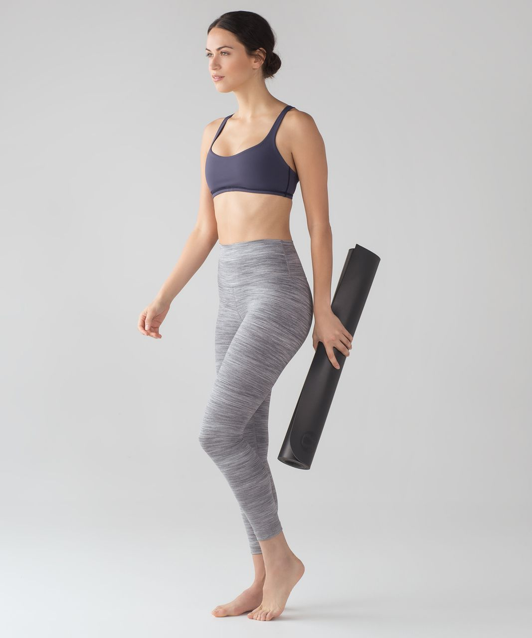 Lululemon High Times Pant (Luxtreme) - Space Dye Camo Seal Grey Deep Coal