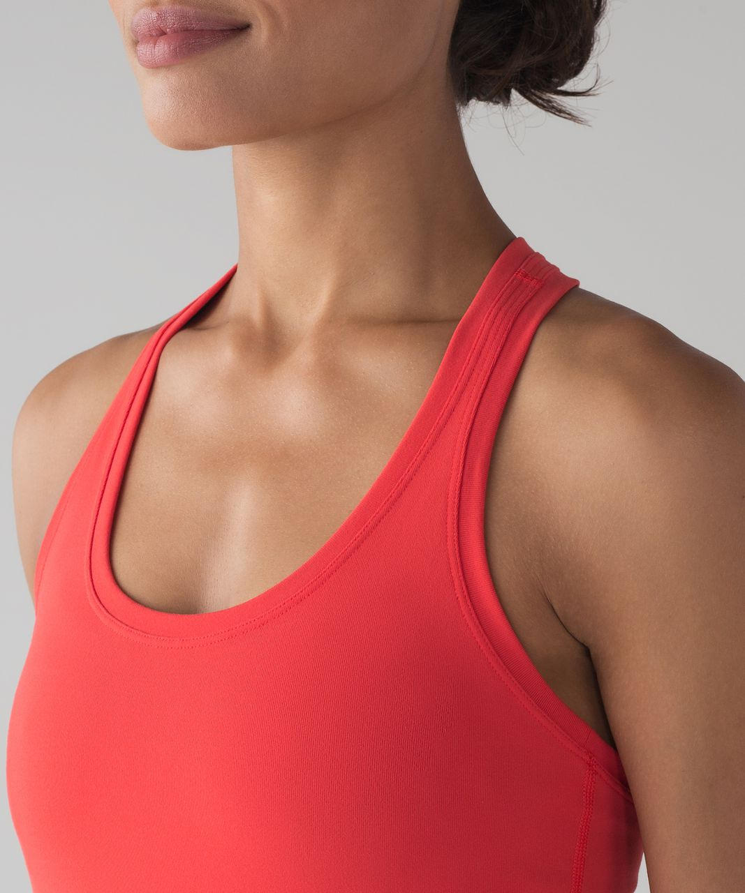 Lululemon Cool Racerback II - Alarming