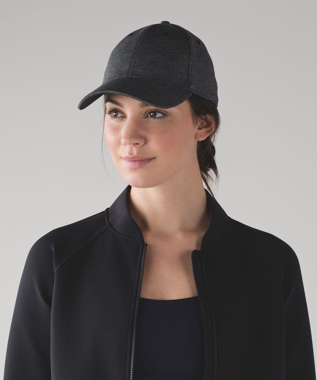 Lululemon Baller Hat - Heathered Black