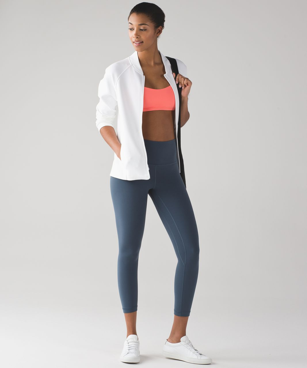 Lululemon Free To Be Bra - Light Lava