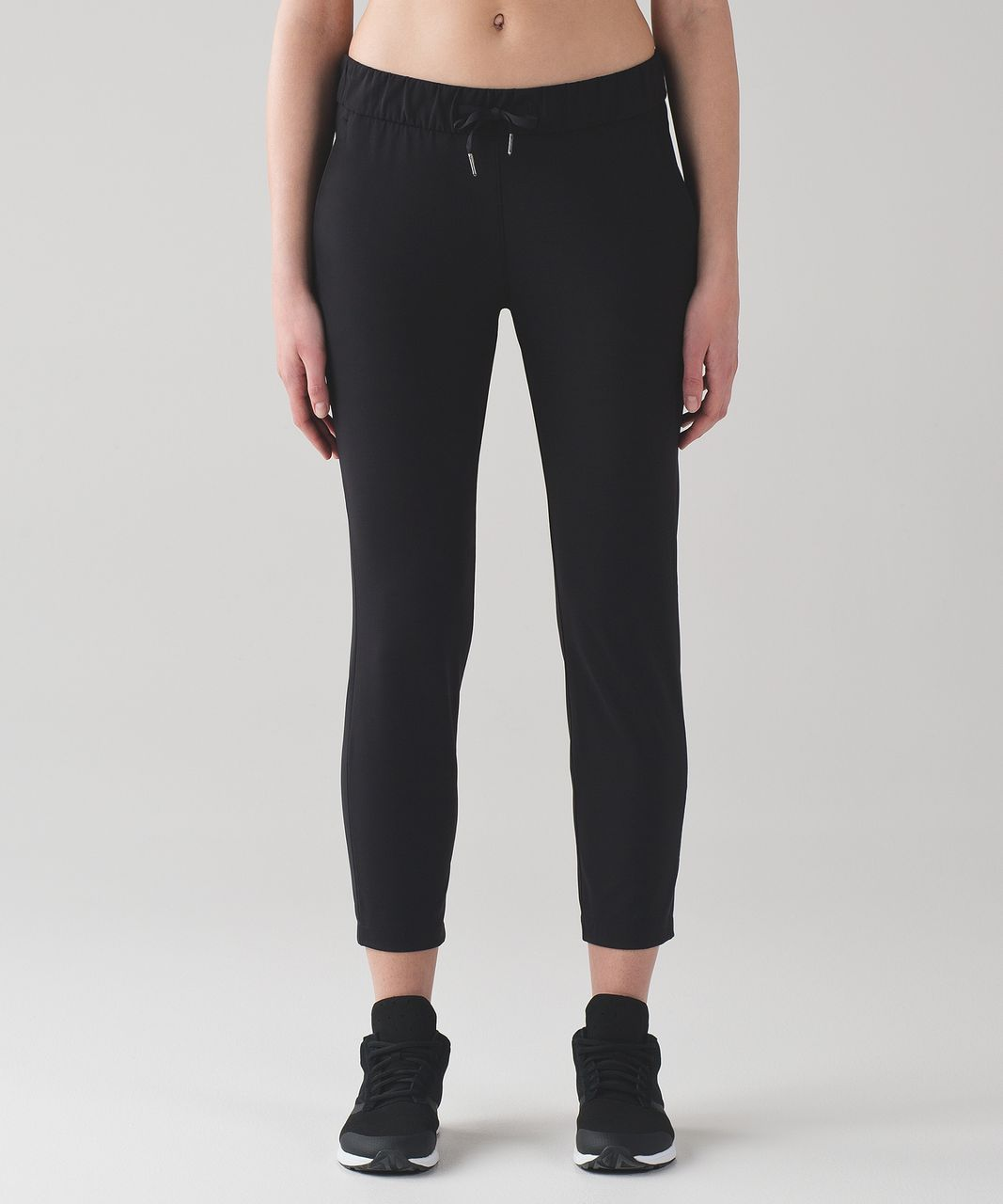 "Lululemon On The Fly Pant *28"" - Black (First Release)"
