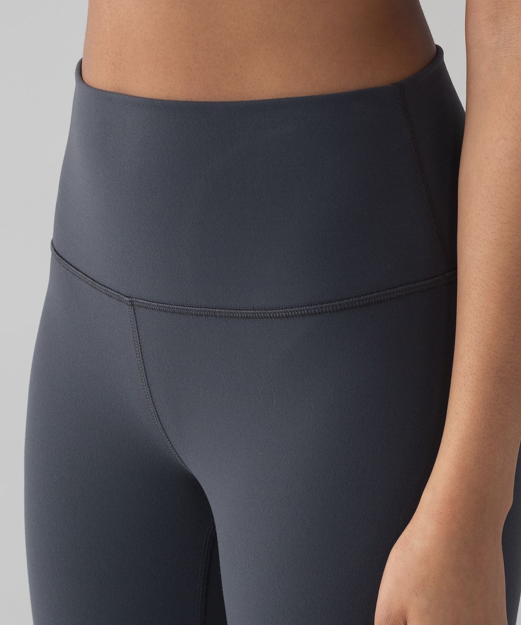 Lululemon Wunder Under Hi-Rise Tight (Full-On Luon) - Blue Tied