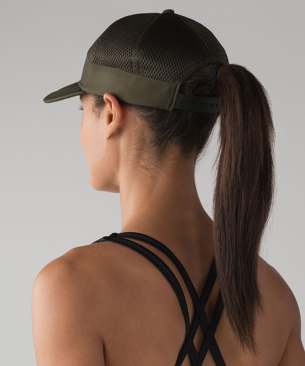 Lululemon Dash And Splash Cap - Dark Olive