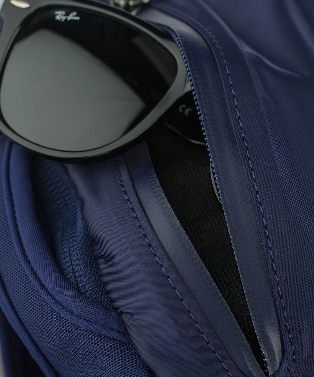 Lululemon Run All Day Backpack II *13L - Blueberry Jam