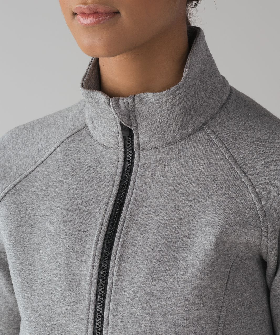 9c7aaece0 Lululemon NTS Jacket - Heathered Medium Grey / Black