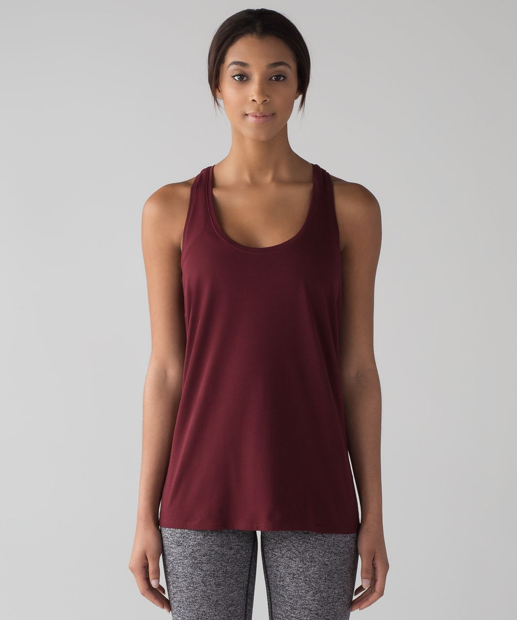 Lululemon Love Tank - Deep Rouge