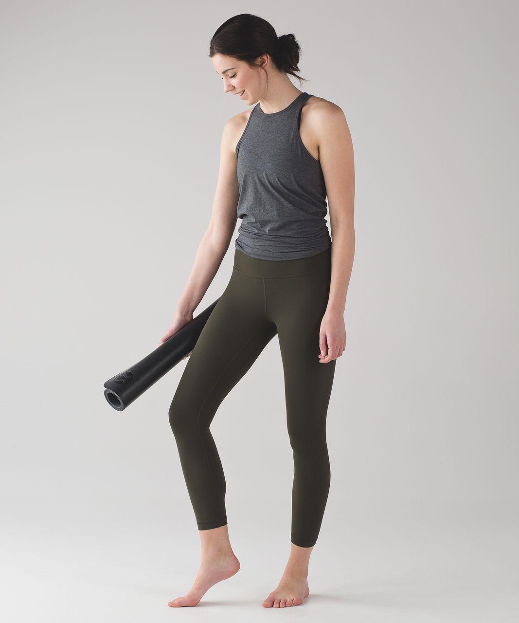 Lululemon Align Pant II - Dark Olive